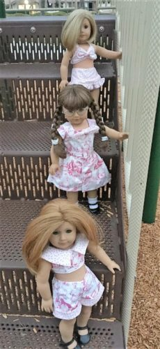 d689fe16b6 Mix and Match Wardrobe for American Girl Dolls - Sweetface Boutique